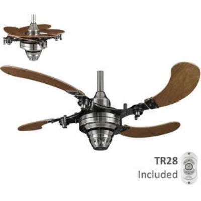"Fanimation Fans FP820 Air Shadow - 43"" Mechanical Ceiling Fan"