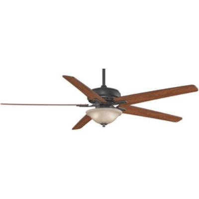 "Fanimation Fans FPD8088 Keistone - 60"" Ceiling Fan (No Light Kit)"
