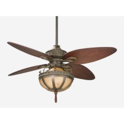 "Fanimation Fans LB230VZ-220 Bayhill - 56"" Ceiling Fan with Light Kit"