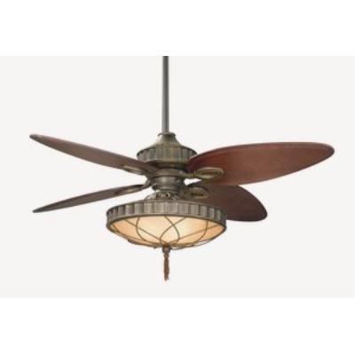 "Fanimation Fans LB270VZ-220 Bayhill - 56"" Ceiling Fan with Light Kit"