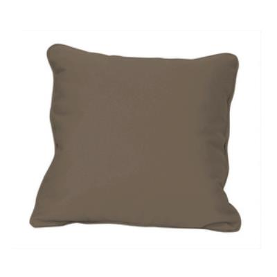 Fiberbuilt Umbrellas PL01TPW-2 Throw Pillow Cushion - 22 X 22 X 6