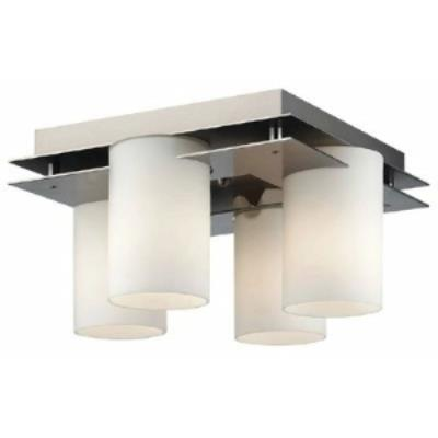 Forecast Lighting F1603-16 Ingo - Four Light Semi-Flush Mount