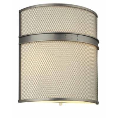 Forecast Lighting F1975-16U I Beam - Fluorescent Two Light Wall sconce