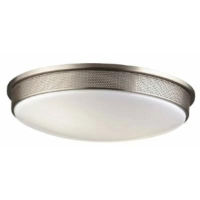 Forecast Lighting F2080-36U Perf - Two Light Flush Mount