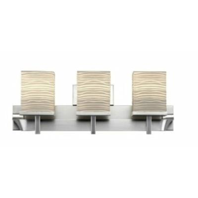 Forecast Lighting F4401-36 Isobar - Three Light Bath Bar