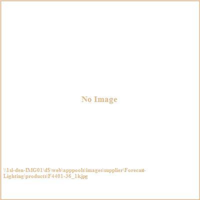 Forecast Lighting F4401-36 Isobar - Three Light Bath Bar