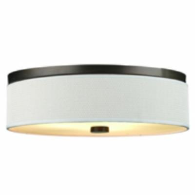 Forecast Lighting F6155 Cassandra - Two Light Large Flush Mount