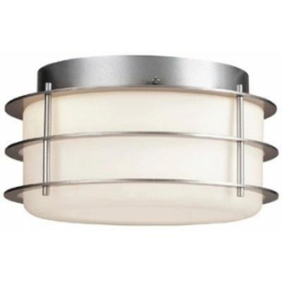Forecast Lighting F8492 Hollywood Hills - Two Light Outdoor Flush Mount