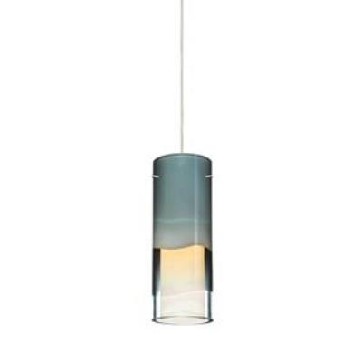 Forecast Lighting FA0006836 Capri LED pendant in Satin Nickel finish