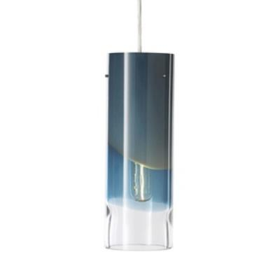 Forecast Lighting FC0007836 Crete 1-light pendant in Satin Nickel finish