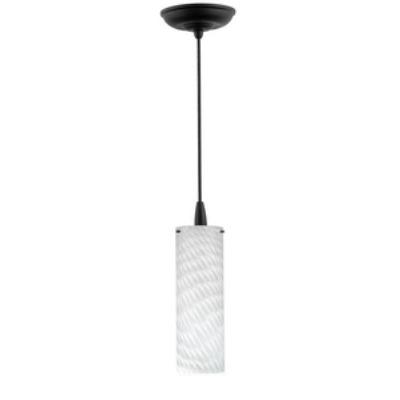 Forecast Lighting FC0038030 Marta 1-light pendant in Black finish