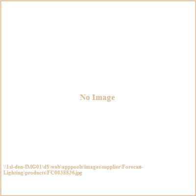 Forecast Lighting FC0038836 Marta 1-light pendant in Satin Nickel finish