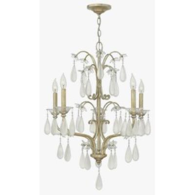 Fredrick Ramond Lighting FR40315SLF Francesca - Five Light Chandelier