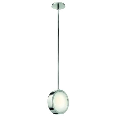 Fredrick Ramond Lighting FR41436PAL Broadway - One Light Vertical Mini-Pendant