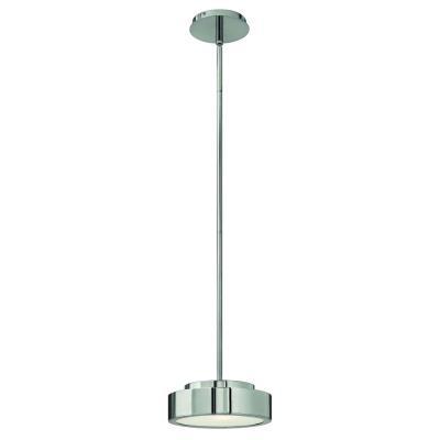 Fredrick Ramond Lighting FR41437PAL Broadway - One Light Horizontal Mini-Pendant
