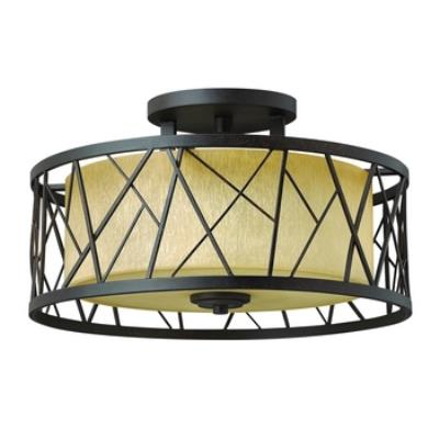 Fredrick Ramond Lighting FR41622 Nest - Three Light Foyer
