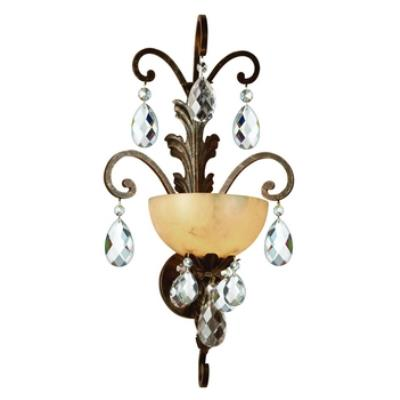 Fredrick Ramond Lighting FR44110FRM Sconce Barcelona