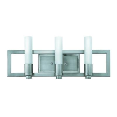 Fredrick Ramond Lighting FR59073BNI Flair Bath Wall Sconce