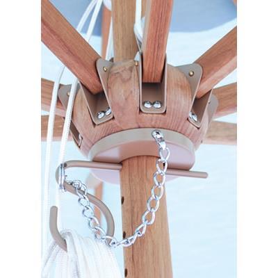 Galtech International 532 Designer - 9' Round Quad Pulley