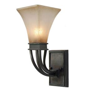 Genesis - One Light Wall Sconce