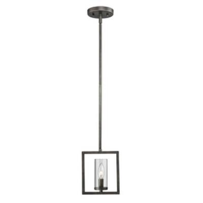 Golden Lighting 6068-M1L GMT Marco - One Light Mini Pendant