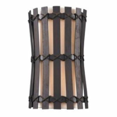 Golden Lighting 9004-WSC COB Havana - Two Light Wall Sconce