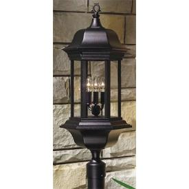 Hanover Lantern Lighting B41 Manor - (Choose Your Mount)