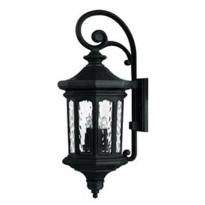 Hinkley Lighting 1605MB Raley Cast Outdoor Lantern Fixture