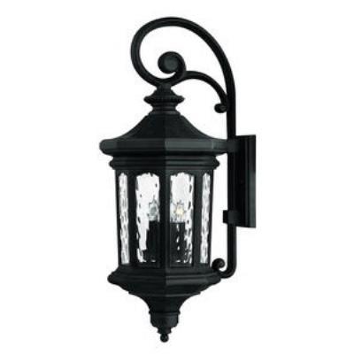 Hinkley Lighting 1605MB Raley Cast Outdoor Lantern Fixture