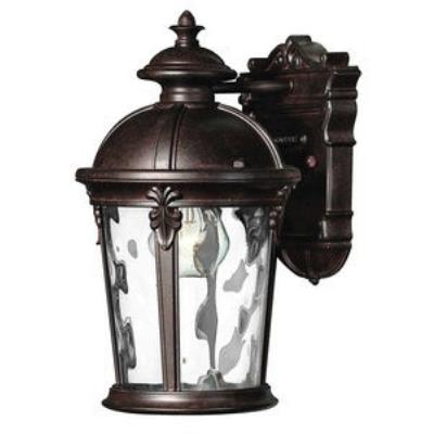 Hinkley Lighting 1890RK Windsor Brass Outdoor Lantern Fixture