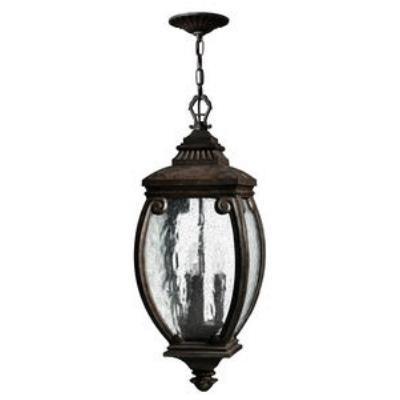Hinkley Lighting 1942FZ Forum Cast Outdoor Lantern Fixture
