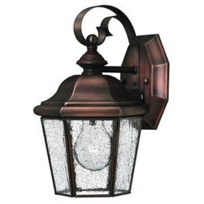 Hinkley Lighting 2260AP Clifton Beach Brass Outdoor Lantern Fixture