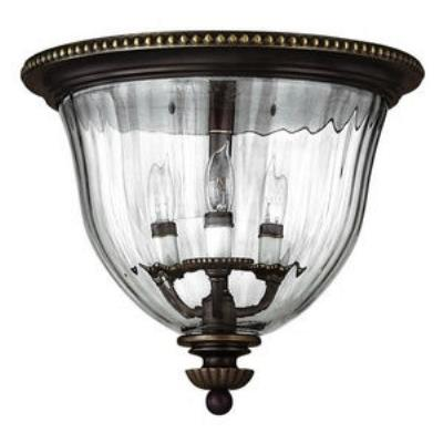 Hinkley Lighting 3612OB Cambridge Flush Mount