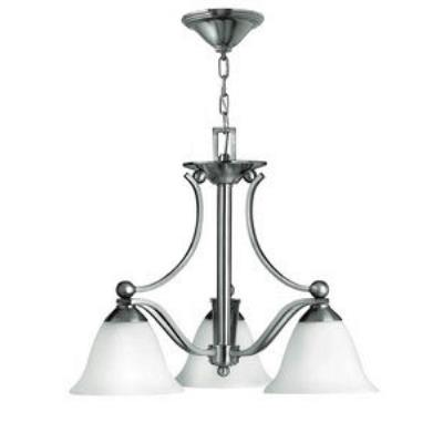Hinkley Lighting 4653 Bolla Collection 3 Light Chandelier