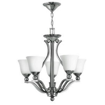 Hinkley Lighting 4655 Bolla Collection 5 Light Chandelier