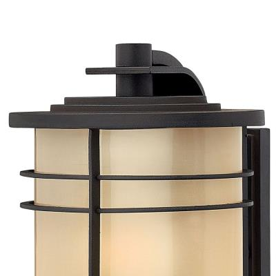 "Hinkley Lighting 1129MR Ledgewood - 19.5"" 15W 1 LED Outdoor Wall Lantern"