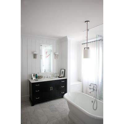 Hinkley Lighting 5100 Lanza - One Light Bath Fixture