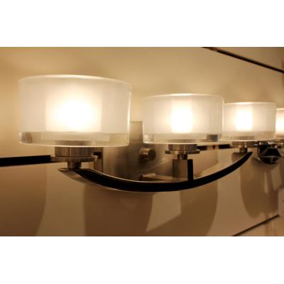 Hinkley Lighting 5593 Meridian - Three Light Bath Bar