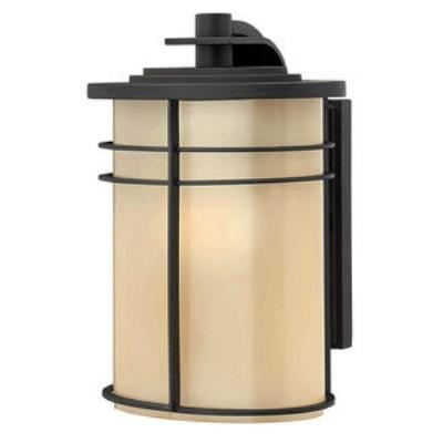 Hinkley Lighting 1120MR-GU24 Ledgewood - One Light Small Outdoor Wall Mount