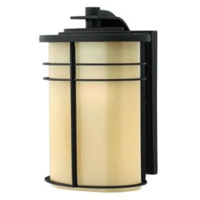 "Hinkley Lighting 1124MR Ledgewood - 12"" 15W 1 LED Outdoor Wall Lantern"