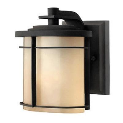 Hinkley Lighting 1126MR-GU24 Ledgewood - One Light Small Outdoor Wall Mount