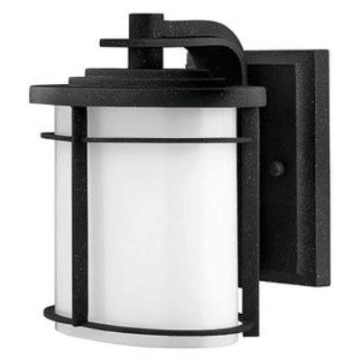 Hinkley Lighting 1126VK-GU24 Ledgewood - One Light Small Outdoor Wall Mount