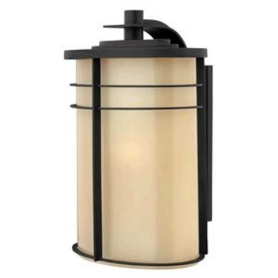 Hinkley Lighting 1129MR-GU24 Ledgewood - One Light X-Large Outdoor Wall Mount