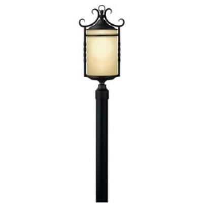 Hinkley Lighting 1141OL Casa Three Light Outdoor Post Light