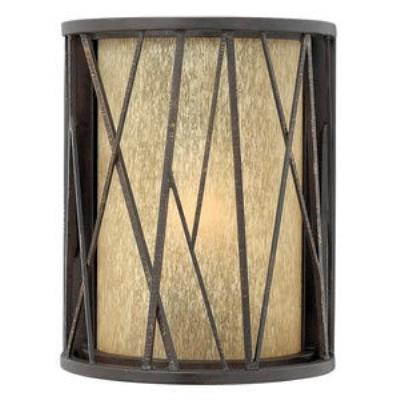 Hinkley Lighting 1150RB-GU24 Elm - One Light Small Outdoor Wall Mount
