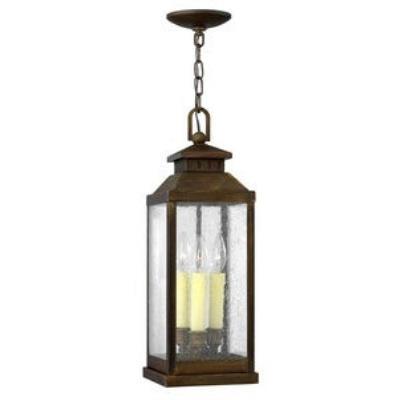 Hinkley Lighting 1182SN Revere - Three Light Outdoor Pendant