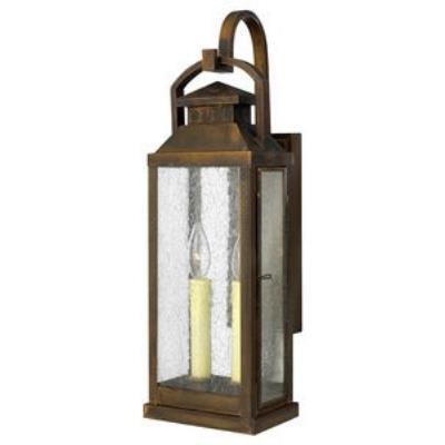 Hinkley Lighting 1184SN Revere - Two Light Outdoor Wall Sconce