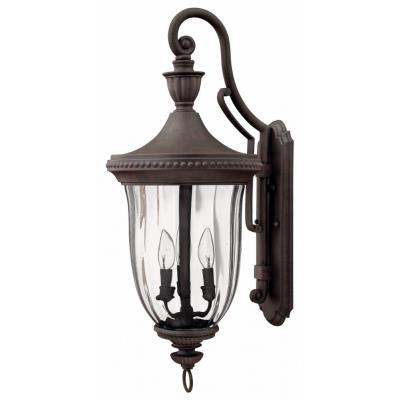 Hinkley Lighting 1245MN Oxford Collection Wall Sconce
