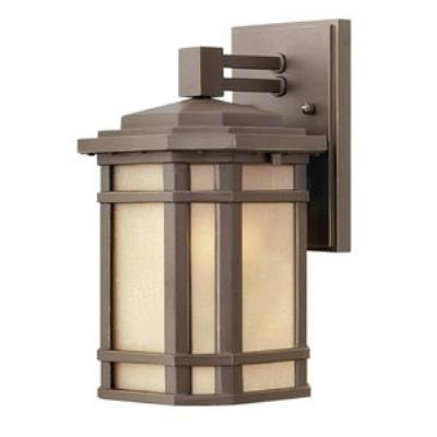 Hinkley Lighting 1270OZ-GU24 Cherry Creek - One Light Small Outdoor Wall Mount