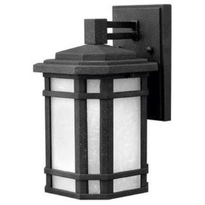 Hinkley Lighting 1270VK-GU24 Cherry Creek - One Light Small Outdoor Wall Mount